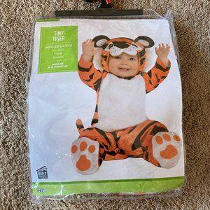 Tiny Tiger Costume